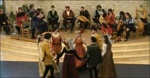 Mátyás korának zenéje és táncai
